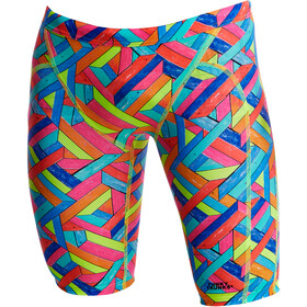 Funky Trunks Training - Maillot de bain Enfant - Multicolore